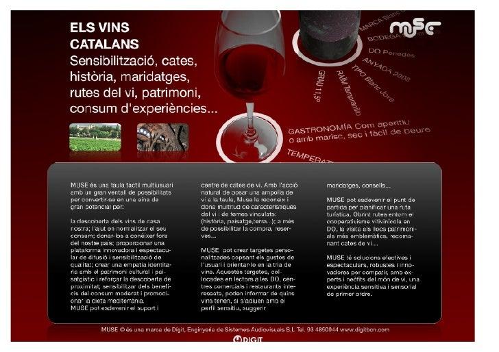 Muse Vins Catala