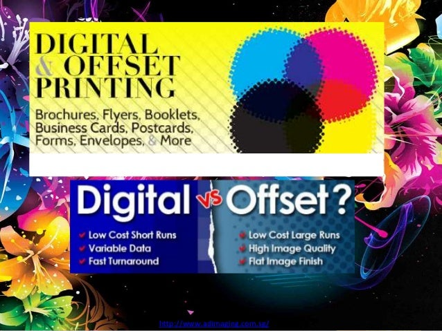 Ad Imaging- Flyer Printing