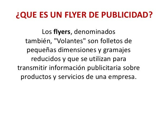 flyers q es