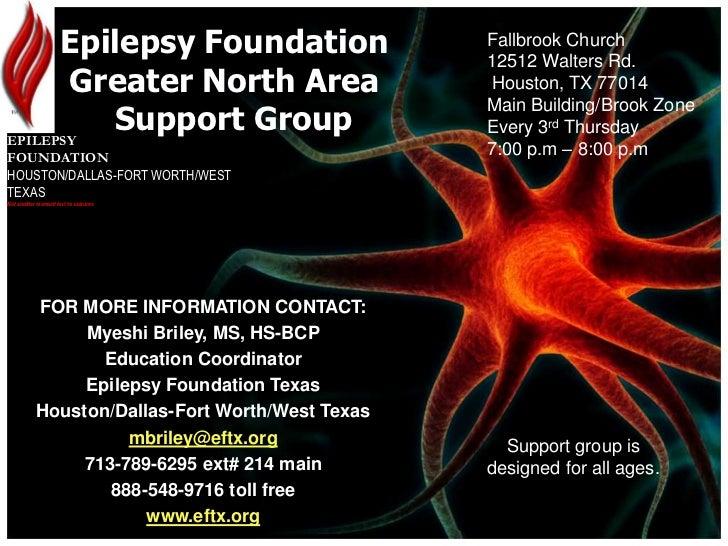 Epilepsy Foundation                         Fallbrook Church                                                  12512 Walter...