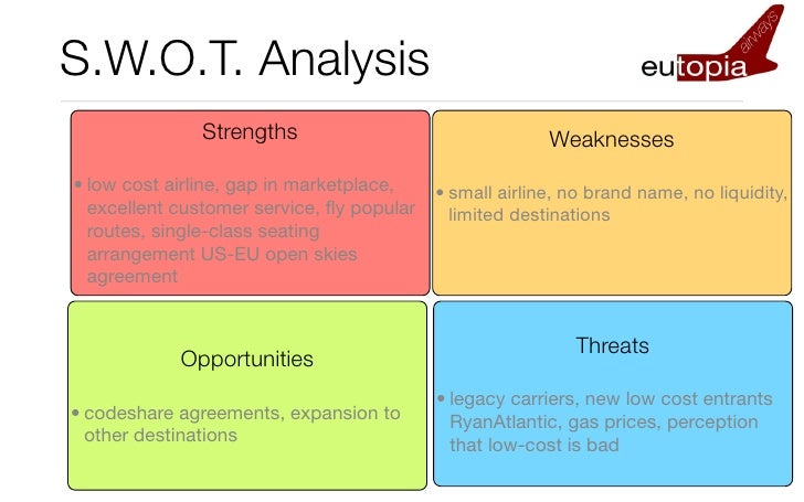 executive summary pest analysis for southwest airlines In 1994 both united airlines and continental airlines launched a low-cost airlines-within-an airline to compete with southwest airlines from 1991 until 1993 southwest had increased its market share of the critical west coast market from 26 percent to 45 percent.