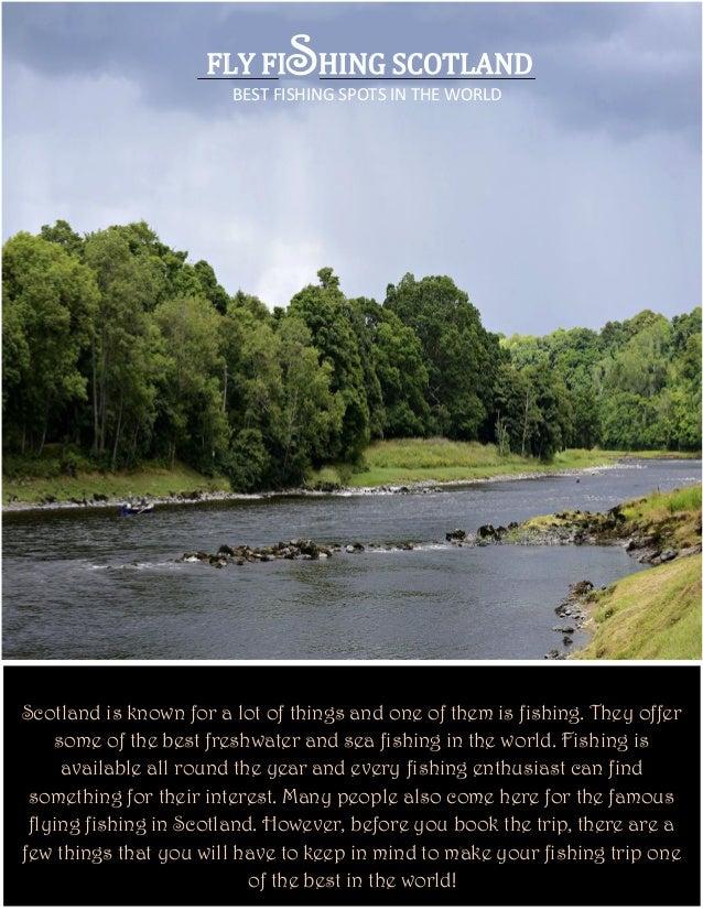 Fly Fishing Scotland - Best Fishing Spots