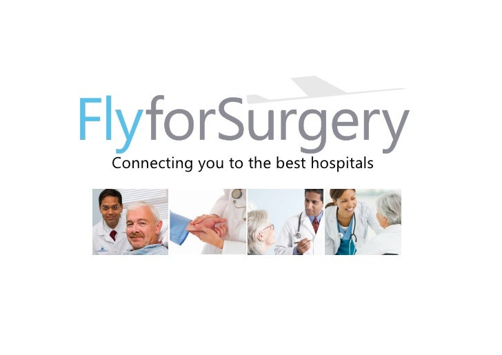 Connecting you to the best hospitals