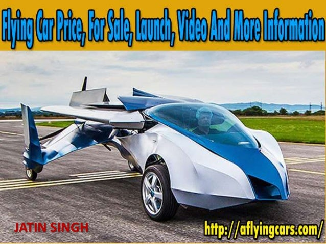 Flying Cars For Sale: Flying Cars Price,sale,companies,launch And Images