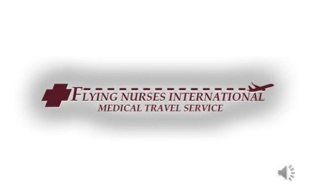 The Range Reach Of Flying Nurses