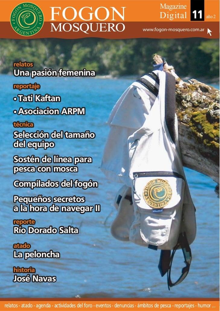 FOGON             N                 MO S Q                                                            Magazine   • F OGO  ...