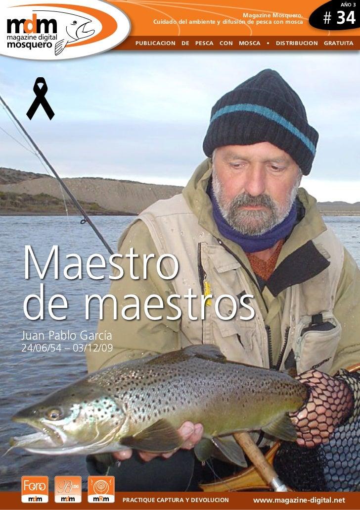 AÑO 3                                                               Magazine Mosquero.                                 Cui...