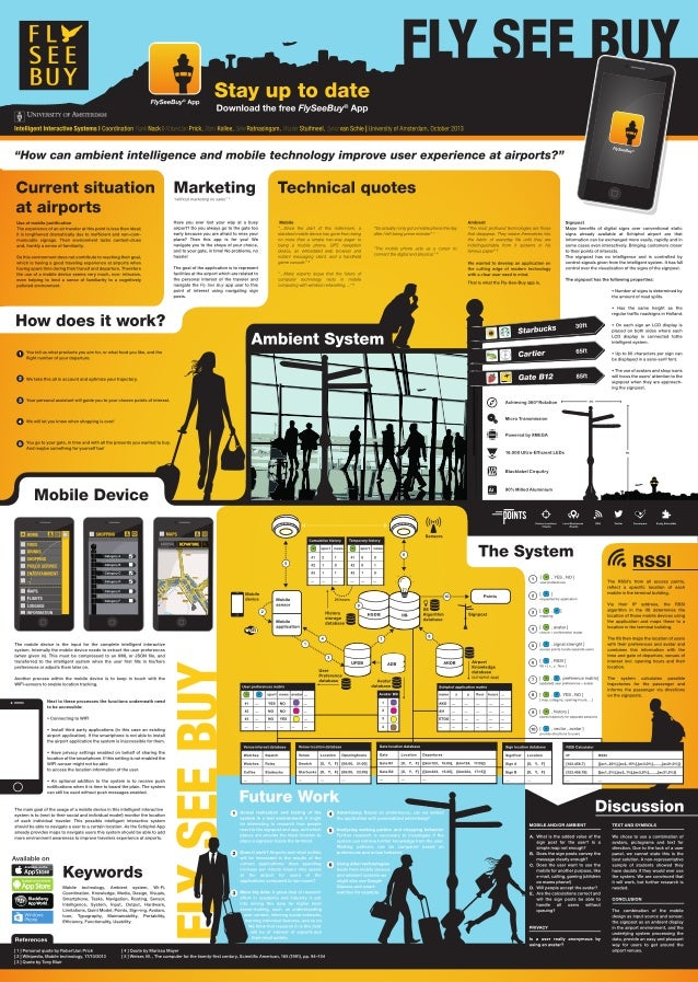Poster Mobile App