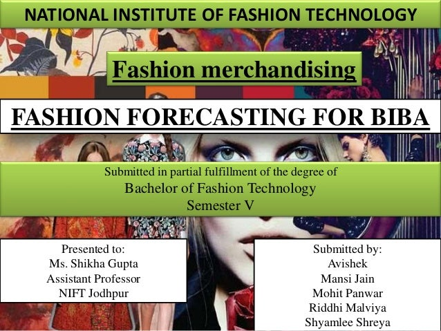 fashion institute of technology fashion merchandising essay The fashion institute of technology (fit) is new york's celebrated urban college  for  merchandising, sales, and marketing operations related (specialized.