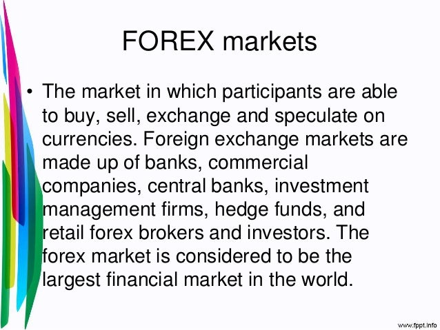 Do central banks actively speculate in forex