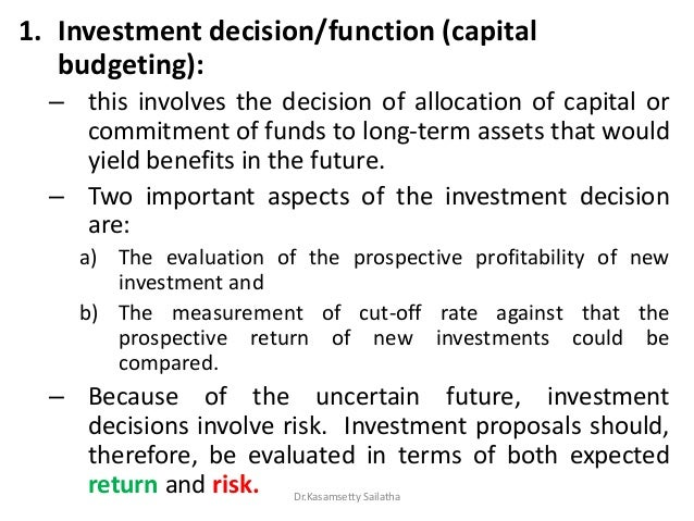module 4 fin 301 capital budgeting Mod 4 fin 301 ca and slp module 4 – case capital budgeting with funding sources case assignment this case has two separate parts part i: capital budgeting practice problems.