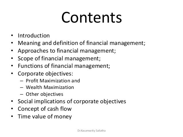 an introduction to the definition of management