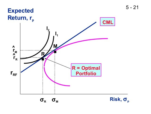 the capital asset pricing model quizlet