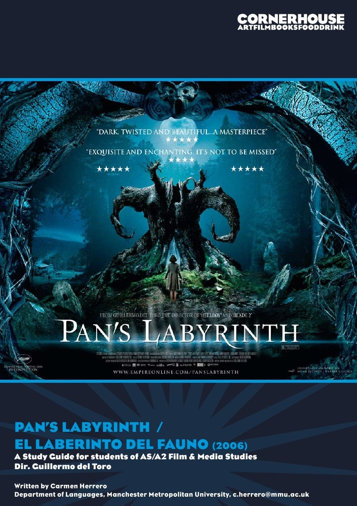 PAN'S LABYRINTH / EL LABERINTO DEL FAUNO (2006) A Study Guide for students  of ...