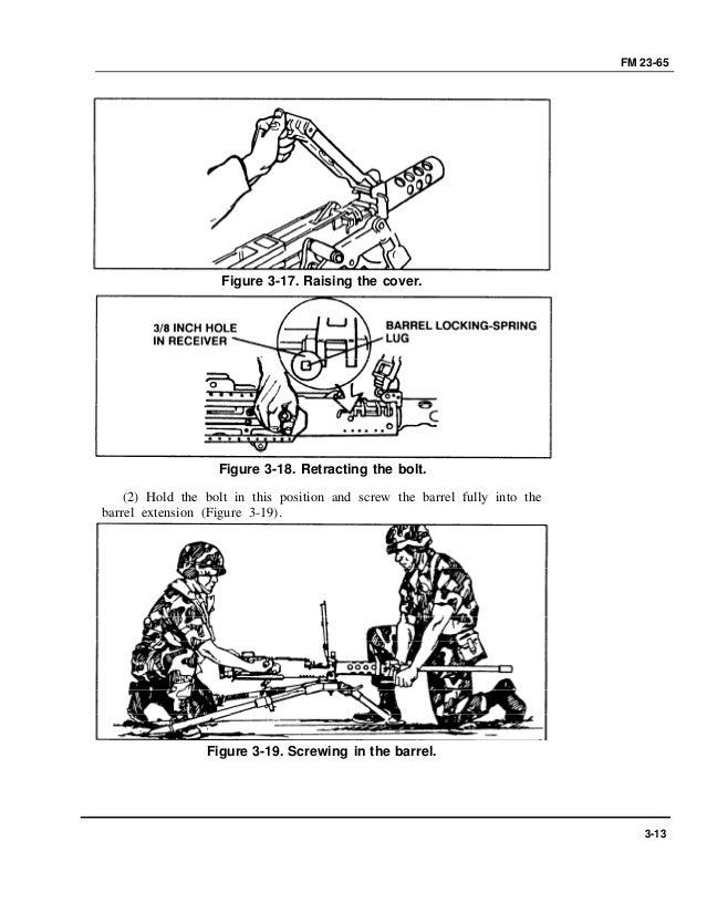 Browing Machine Gun .50 User Manual