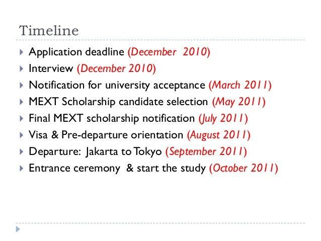 Scholarship, Study, and Llife in Japan