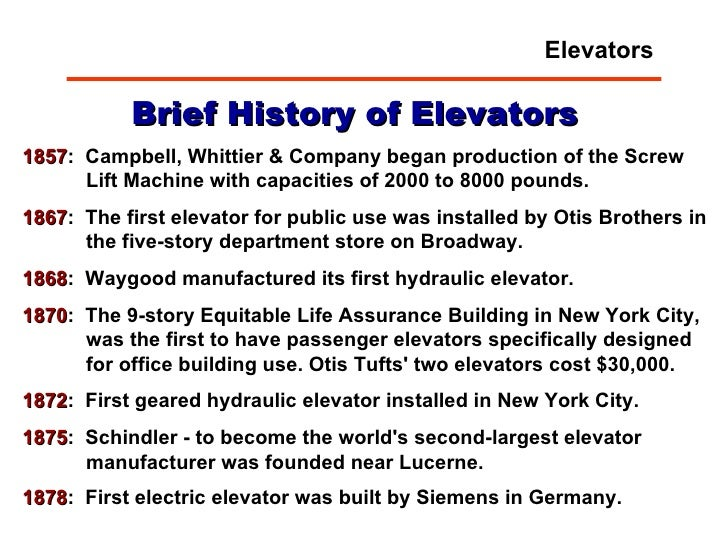 Fm 403 mod 9 elevators for 2 story elevator cost