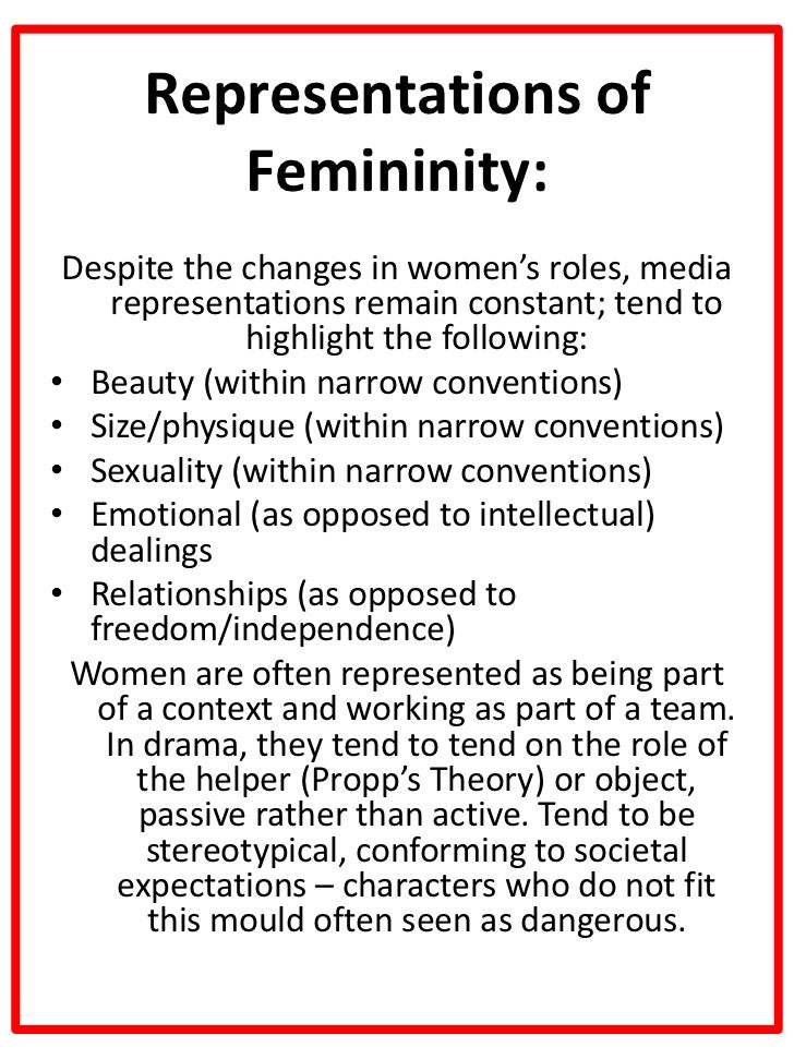 the media emphasis of the importance of physical beauty rather than emotional beauty With more beautiful women than lower-status men  on the relationship between  beauty and intelligence in this paper, our evolutionary psychological explanation   the cultural standards of beauty through socialization and media  buss, 1993 ) people place more importance on physical attractiveness.