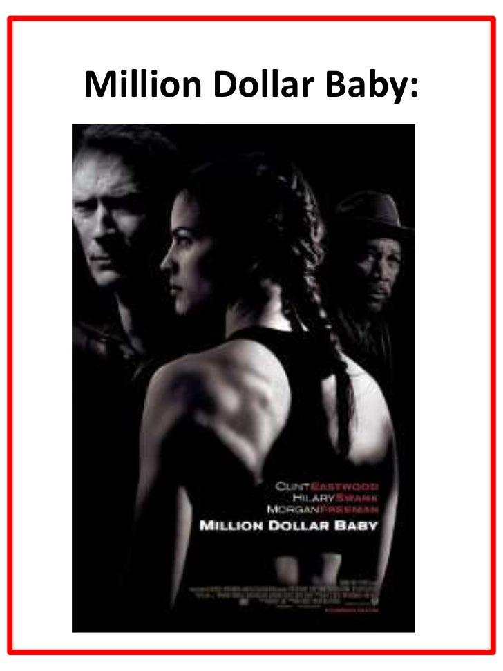 essays on million dollar baby