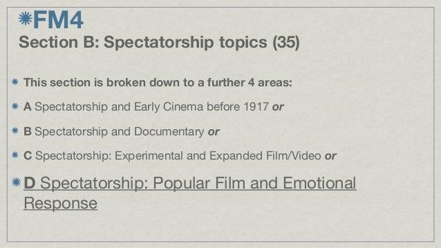 documentary film topics