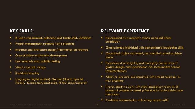User Experience and Product Design Portfolio