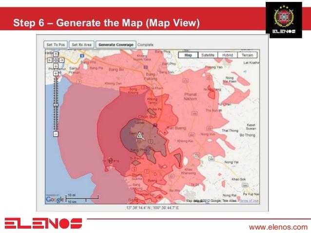 Guide For Preparing Fm Radio Transmitter Coverage Mapsrhslideshare: Map Fm Radio At Gmaili.net