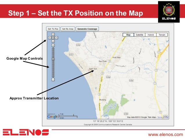 Guide for Preparing FM Radio Transmitter Coverage Maps