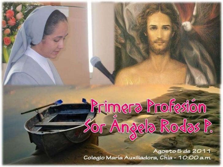 Fma profesion religiosa_2011