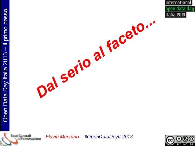 Open Data Day Italia 2013 – il primo passo                                                                   ...          ...