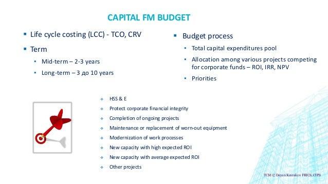 Facility Management Budgeting and Key Performance Indicators Slide 5