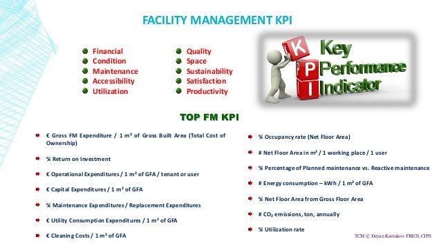 Facility Management Budgeting and Key Performance Indicators Slide 8