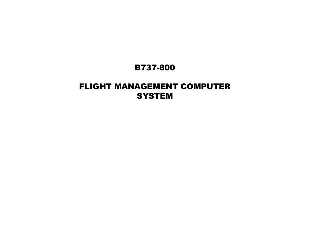 B737NG FMC page 2