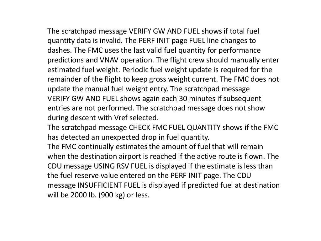 B737NG FMC page 99