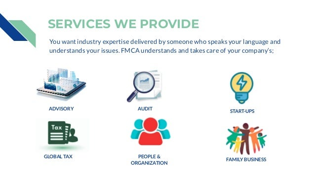 You want industry expertise delivered by someone who speaks your language and understands your issues. FMCA understands an...