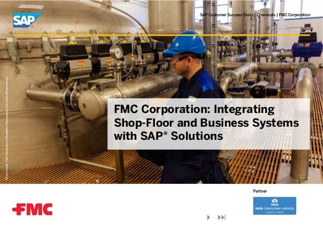 FMC and SAP