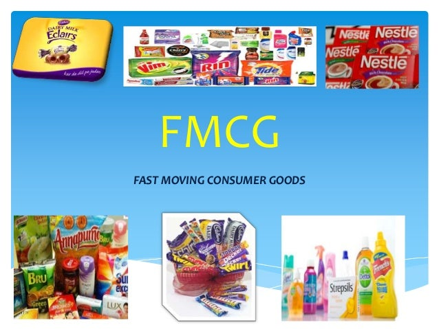 List of Indian FMCG companies