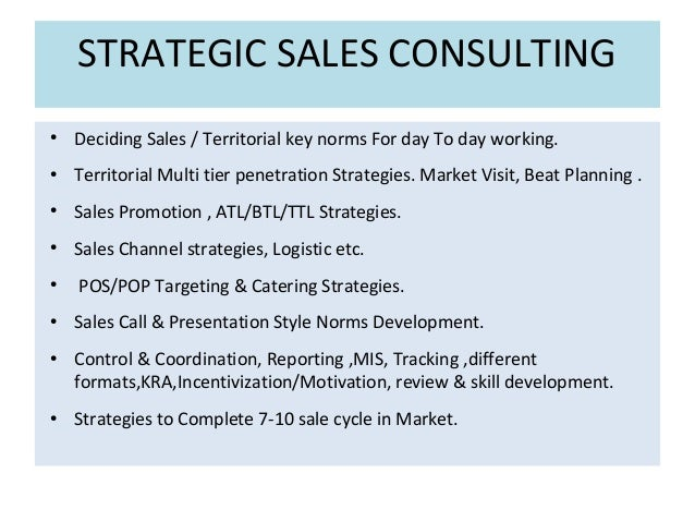 sales strategies for fmcg An interview with an expert from fmcg market leader heineken, on the  going  online: how are you going to change your marketing strategy.