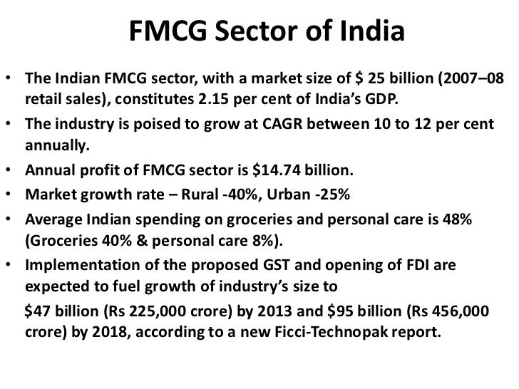 Top 10 FMCG Companies in India in 2018