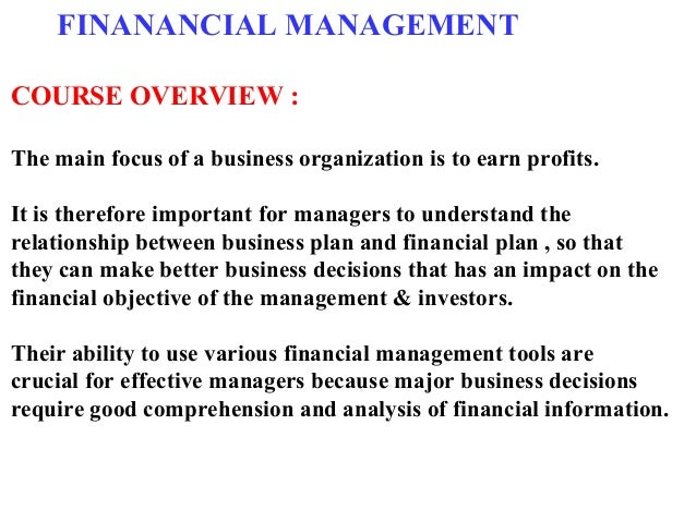 discuss how a financial manager can use financial ratios to make good business decisions Cfa level 1 - uses and limitations of financial ratios discusses the limitations of financial ratio analysis learn how benchmarking financial ratios can increase the benefit from analysis.
