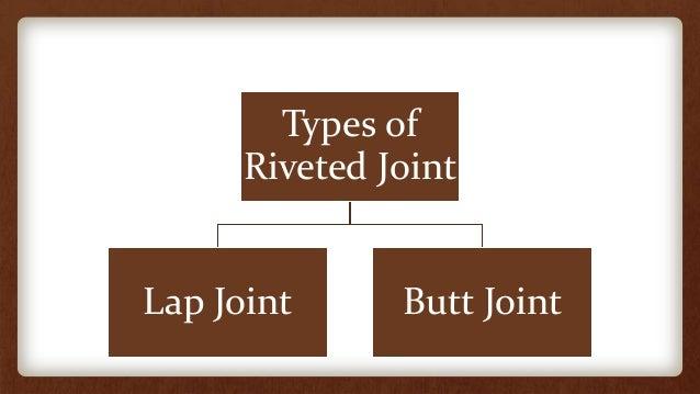 Fmd riveted joints Slide 3