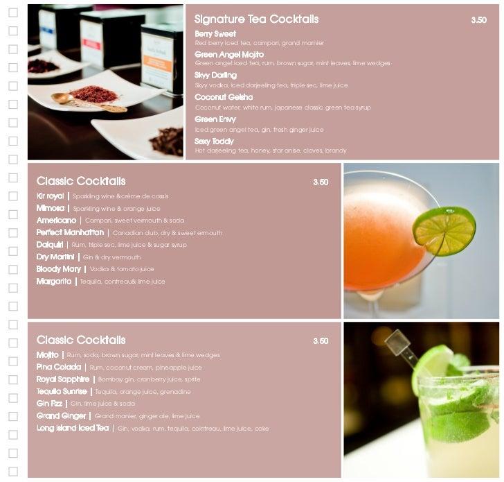 Aperitifs                                                        Martini Bianco,      2.00                                ...