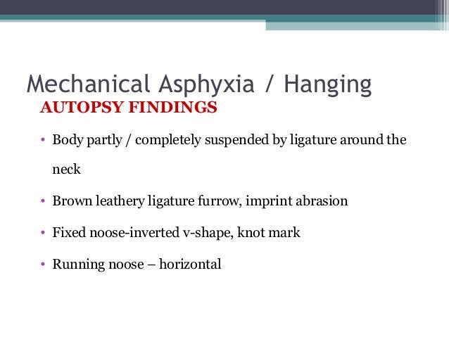 4-Neonatal Asphyxia Hypoxic hypoxia due to distorted umbilical cord or uterus spasm.