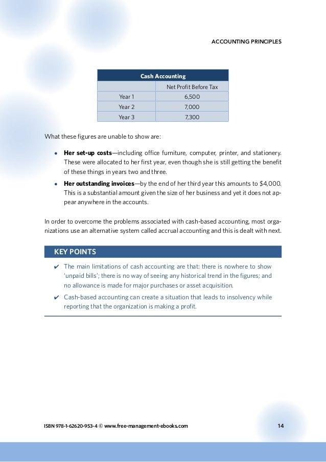 Fme Accounting Principles