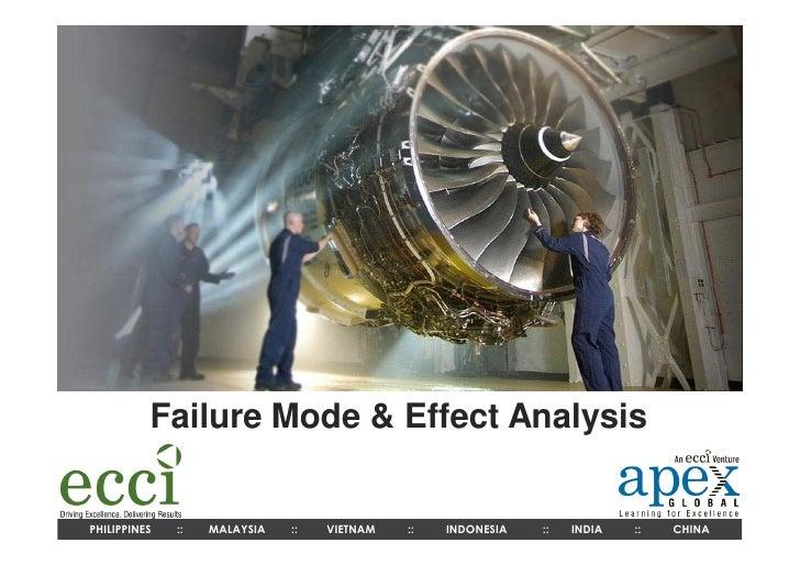 Failure Mode & Effect AnalysisPHILIPPINES   ::   MALAYSIA   ::   VIETNAM   ::   INDONESIA   ::   INDIA   ::   CHINA