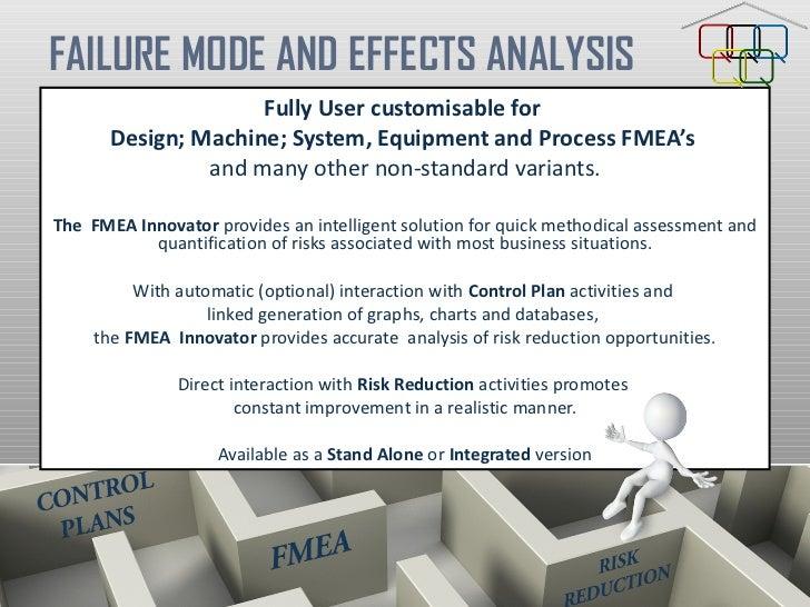 Failure Mode & Effects Analysis