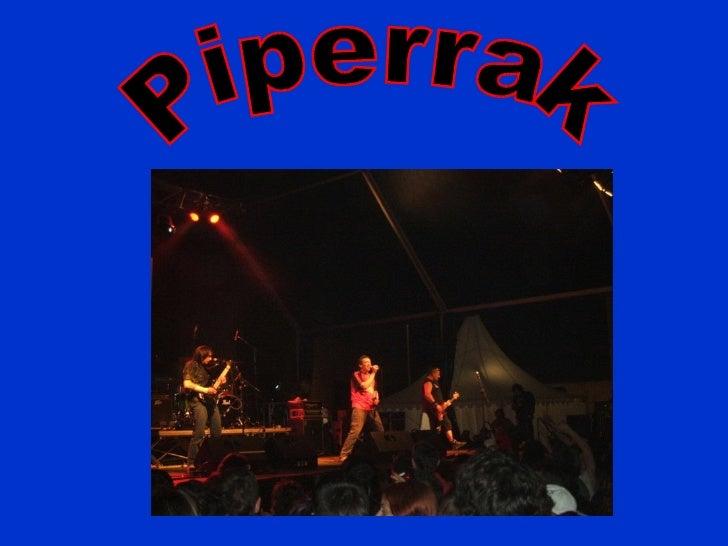 Piperrak