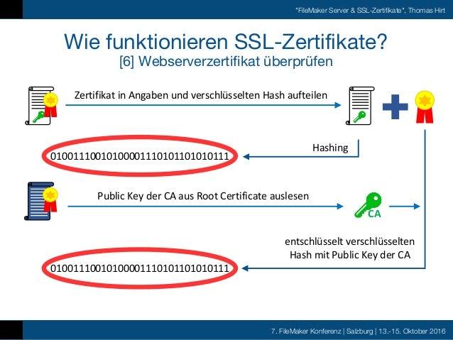 Fmk 2016 Thomas Hirt Filemaker Server Ssl Zertifikate