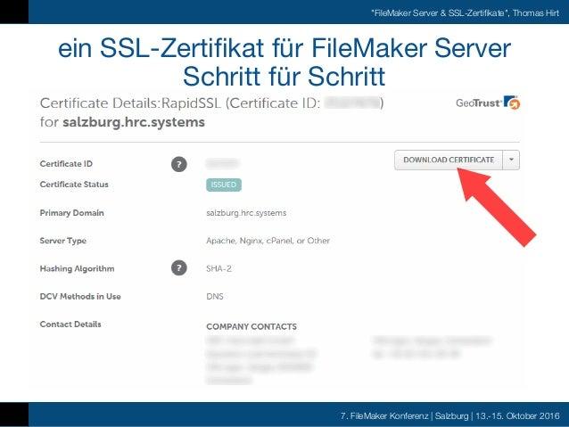 Enchanting SSL Zertifikat Download Mold - Online Birth Certificate ...
