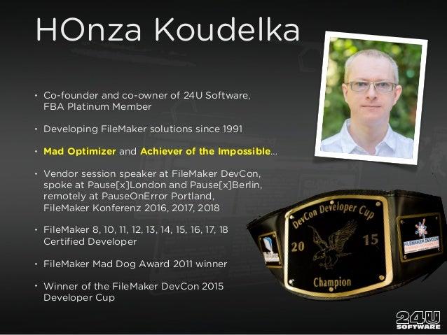 FMK2019 Hardware Integrated by HOnza Koudelka Slide 2