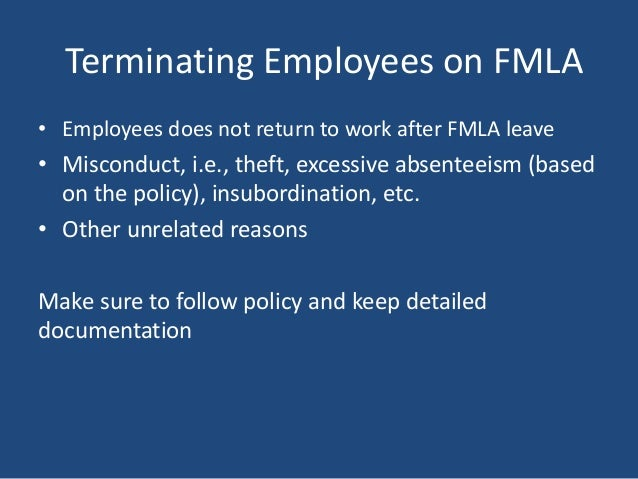 how to approve or deny the request for fmla leave